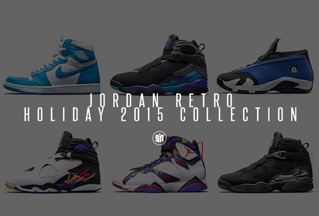 Release Dates For Holiday 2015 Air Jordans Are Here - SneakerNews.com 2da5f7f369