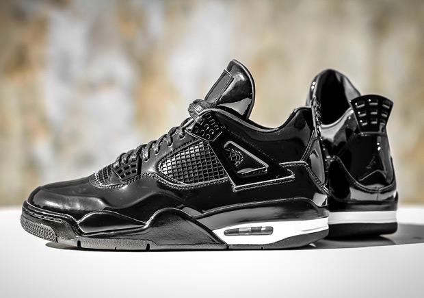 Air Jordan 11Lab4 Color  Black White Style Code  719864-010. Release Date   April 25th 6cdb186ee1