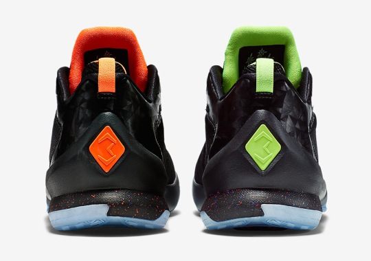 Alternate Colorblocking On Chris Paul's Newest Jordan Playoff Shoe