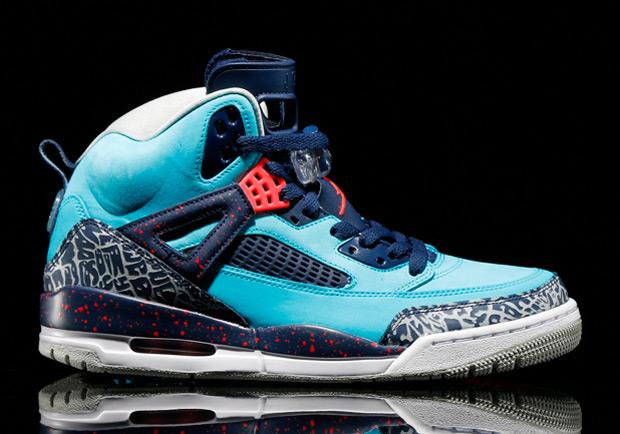 new turquoise blue jordans