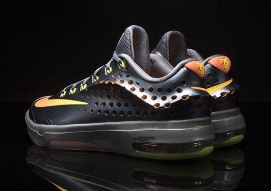 You Won't See Kevin Durant In The KD 7 Elite, But Expect It During the Playoffs