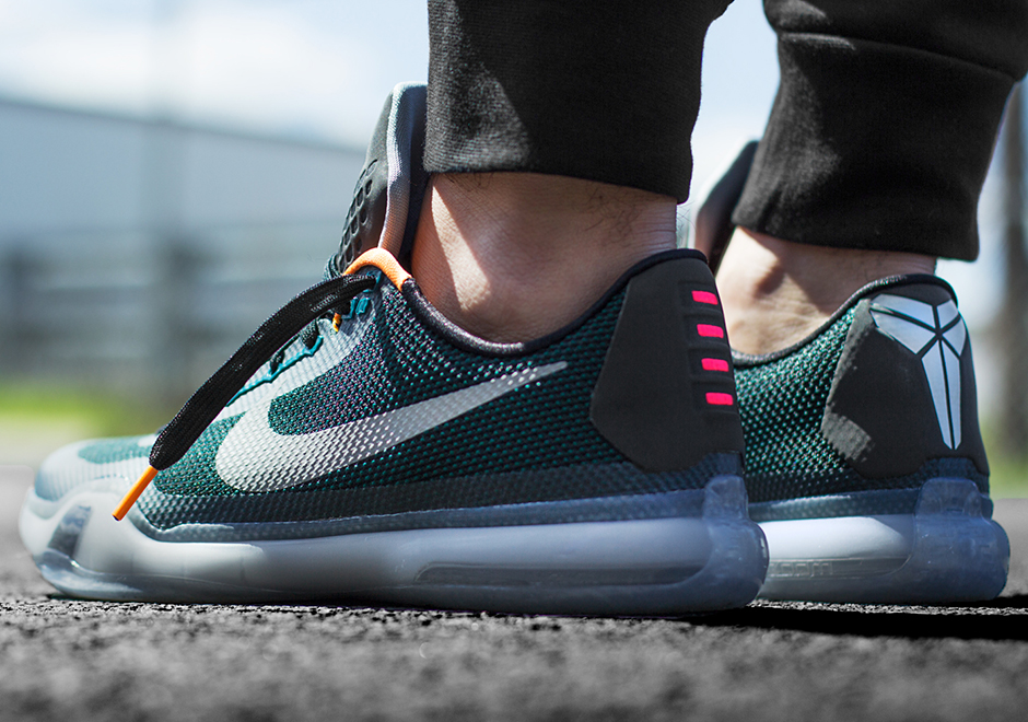 404f25ba71ef ... new zealand hits of teal and orange in the nike kobe 10 flight  sneakernews 76218 faf01