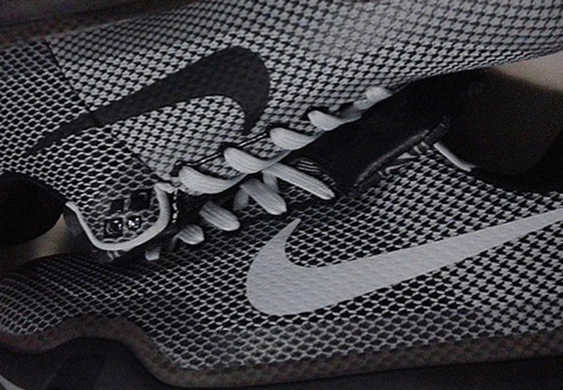 "factory price ff283 e5562 Nike Kobe 10 ""Wolf Grey"""