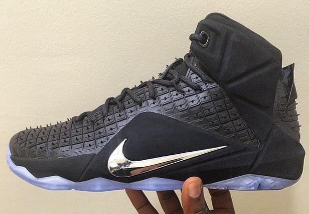 The Nike LeBron 12 \