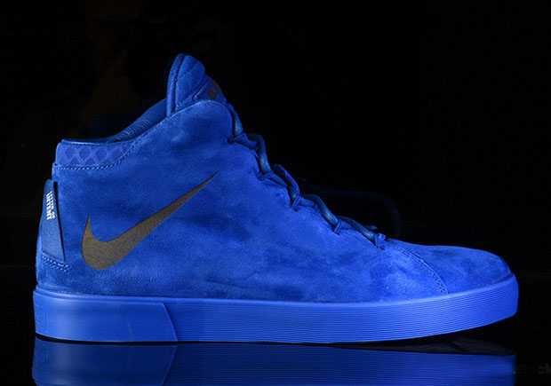 separation shoes ee523 dd0bd Nike LeBron 12 NSW Lifestyle Color  Game Royal Game Royal Style Code   716417-400. Release Date  05 01 15. Price   130