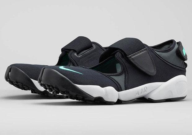 promo code 43d84 ed1b6 Nike Air Rift Color  Black Hyper Jade Style Code  308662-025. Release Date   05 15 15. Price   100