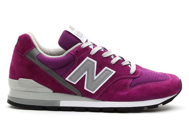 new balance 996 classic purple