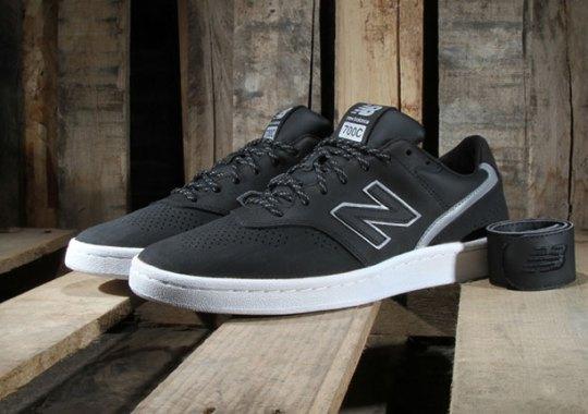 New Balance CT700 – Black – White