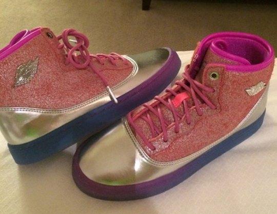 Nicki Minaj Gets Her Own Jordan Shoe