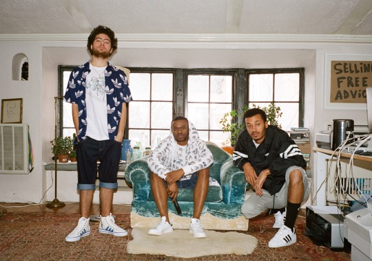 NIGO and adidas Release New Collection For Spring/Summer 2015