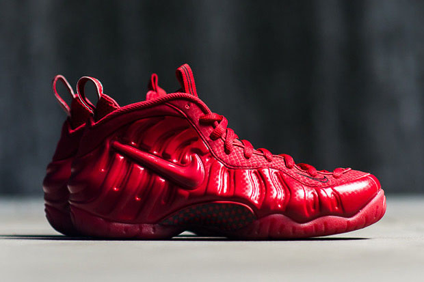 Cheap Nike Air Foamposite Pro - Gym Red #624041-603