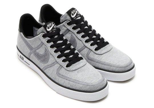 "Nike Air Force 1 AC ""Grey Fleece"""