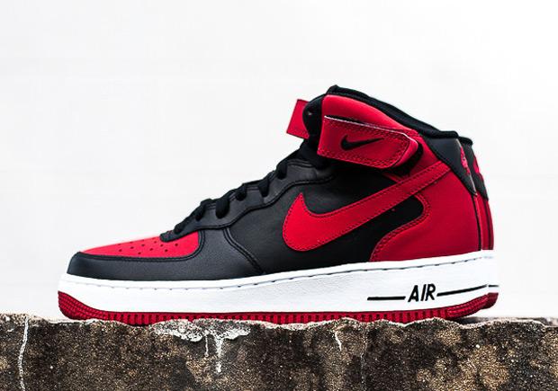 air force nike sneakers