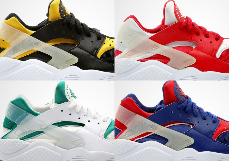 "Is NYC Left Out Of The Nike Air Huarache ""City"" Pack?"