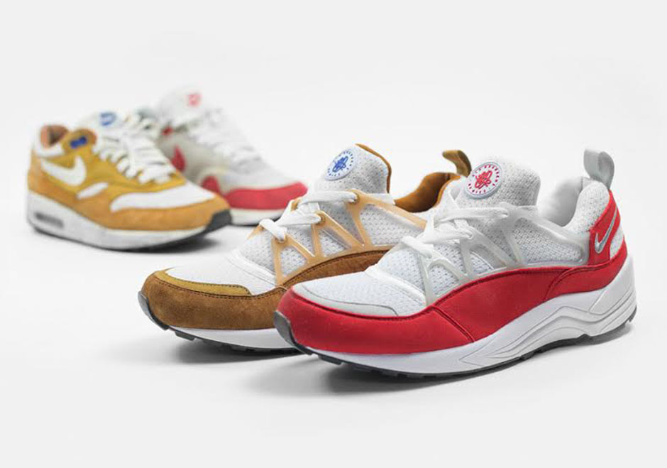 The Nike Air Huarache Light Borrows Two Legendary Air Max 1