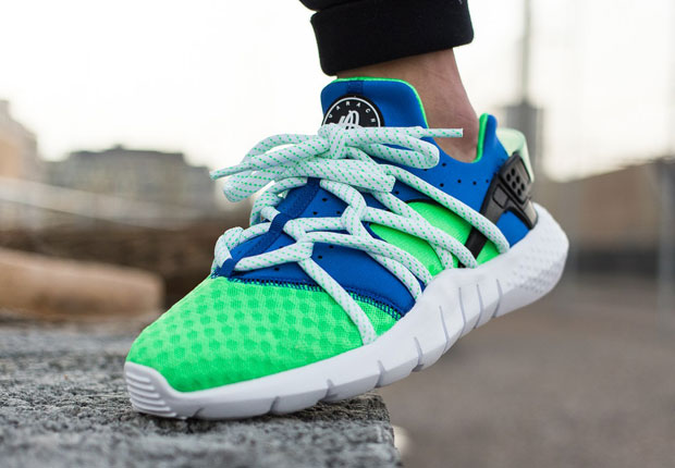 An On-Foot Look At The Nike Huarache NM Colorway You ve Been Waiting ... 869df871d
