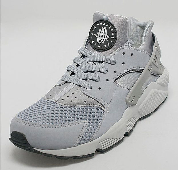 9daf72b62de56 Nike Air Huarache quot Wolf Greyquot With Mesh Toes outlet - globcom.org