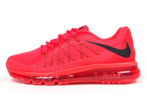 nike air max 2015 red