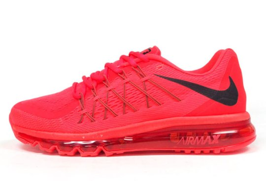 """Nike Air Max 2015 """"Anniversary"""" Releases on May 15th"""