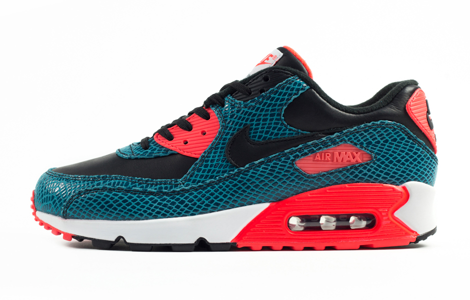 innovative design a26b7 07ced The Complete Nike Air Max 90 25th Anniversary Collection - SneakerNews.com