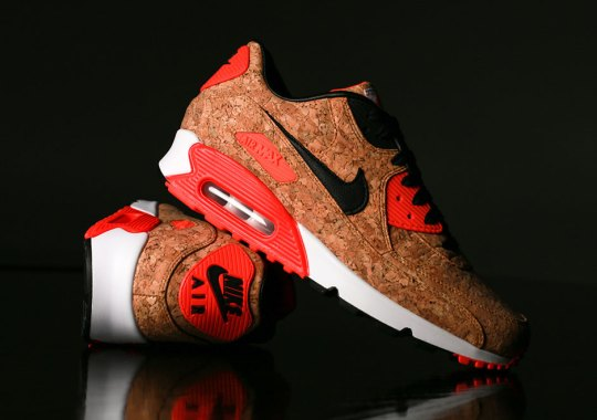 """Just One Week Left Until The Nike Air Max 90 """"Cork"""" Releases"""
