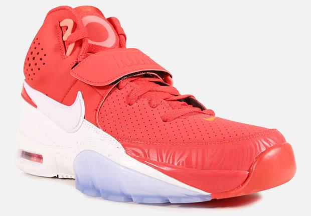 Nike Air Bo 1 - University Red - White