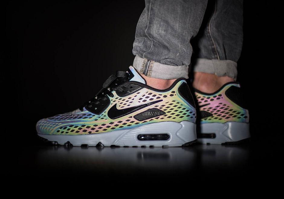Nike 2015 Air Max Reflective