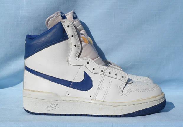 san francisco 13b03 d698a Michael Jordan s Infamous First Nike Sneaker in Royal Blue