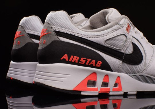 """Nike Air Stab """"Infrared"""" – Available"""