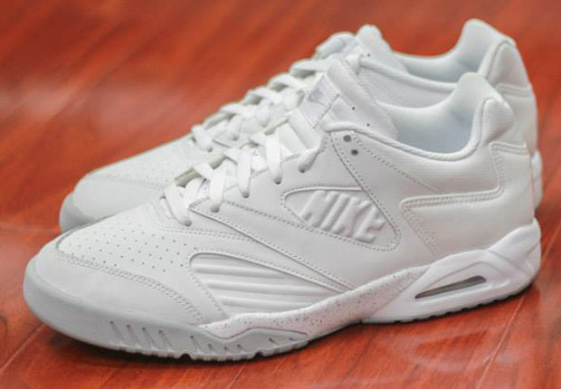100% authentic 8552e b20b2 The Nike Air Tech Challenge IV Low That Jerry Seinfeld Will Approve