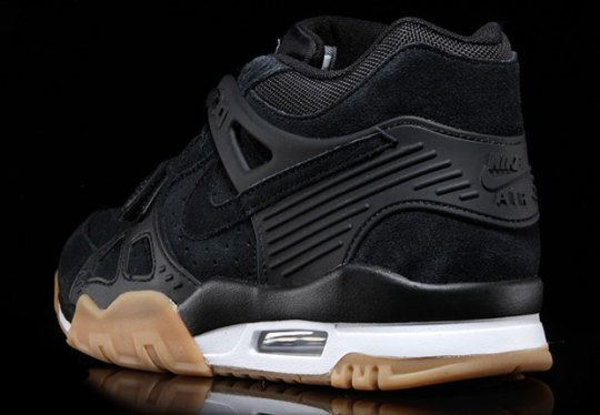 "Nike Air Trainer 3 ""Black/Gum"" – Available"