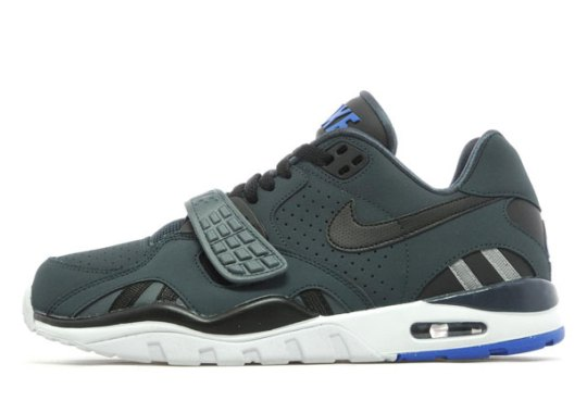 Nike Air Trainer SC 2 Low – Dark Grey – Royal