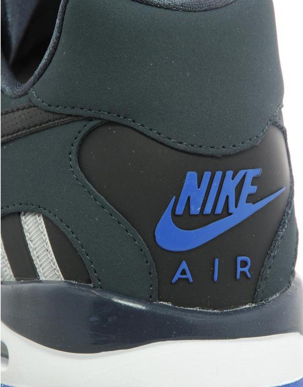 Sc Nike Dark Low Trainer Grey Royal Air 2 EWDHIY29