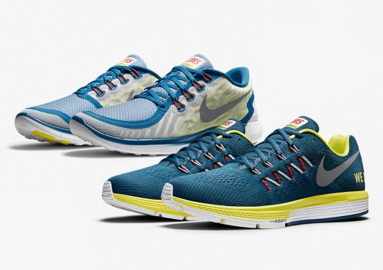 Nike Running's 2015 Boston Marathon Footwear Collection