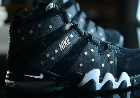 Your Favorite Nike Barkleys Are Back, But Why The Denim?
