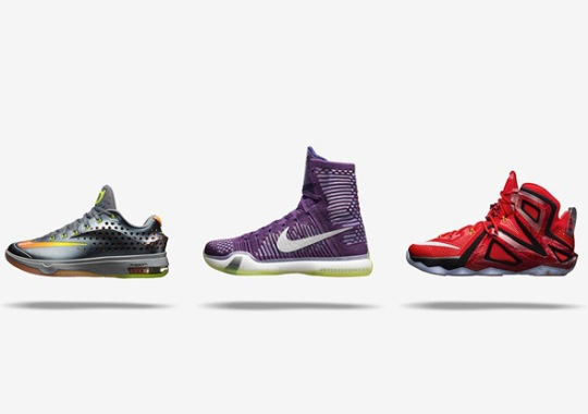 The Fourth Installment Of The Nike Basketball Elite Collection Releases Tomorrow