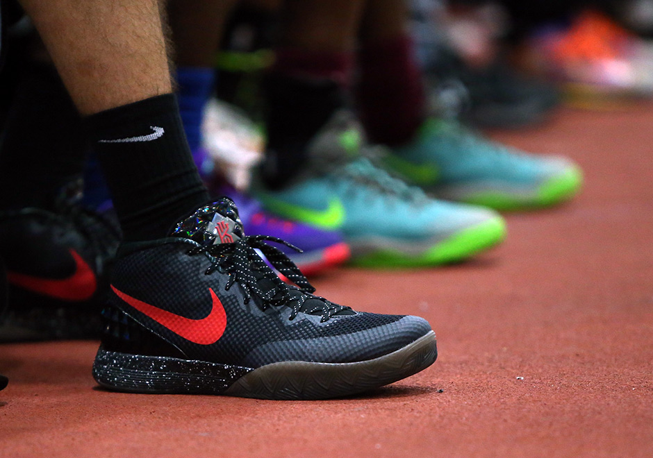 ... Kyrie 1 Australia; Nikes EYBL Kicked Off Last Weekend – Heres What Was  Spotted On-Feet ...