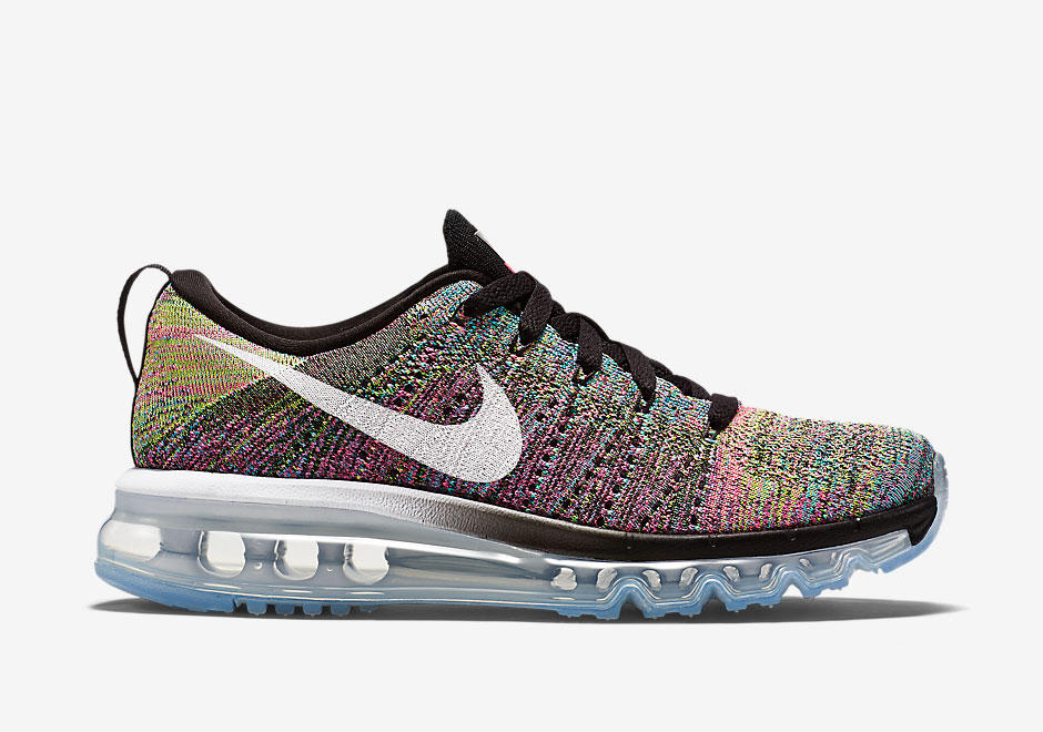 Nike Flyknit Para Mujer Multicolor Aire Máx JBiEGy