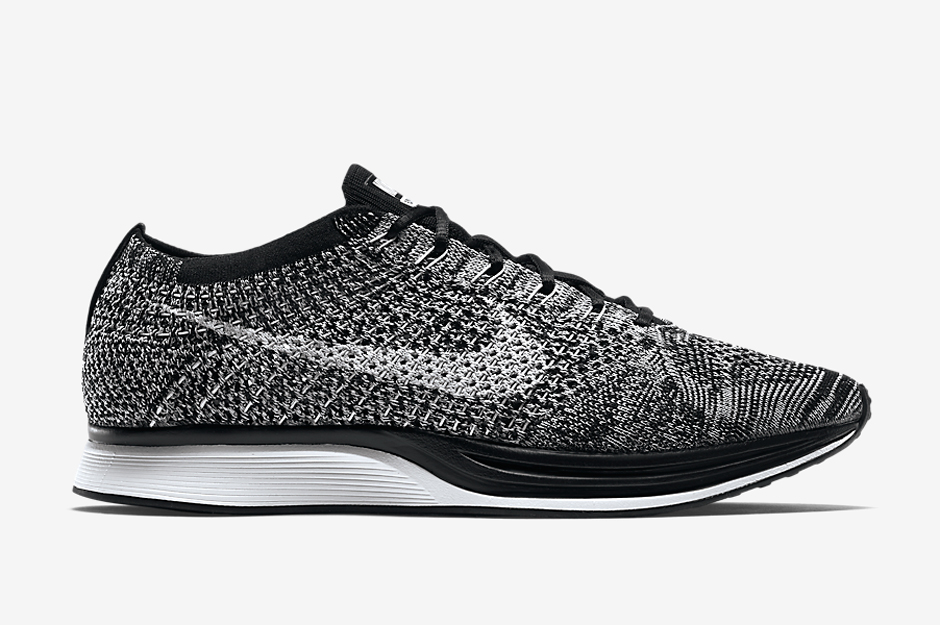 06a044765d04 ... cheap nike flyknit racer oreo coming soon sneakernews d8027 f6016