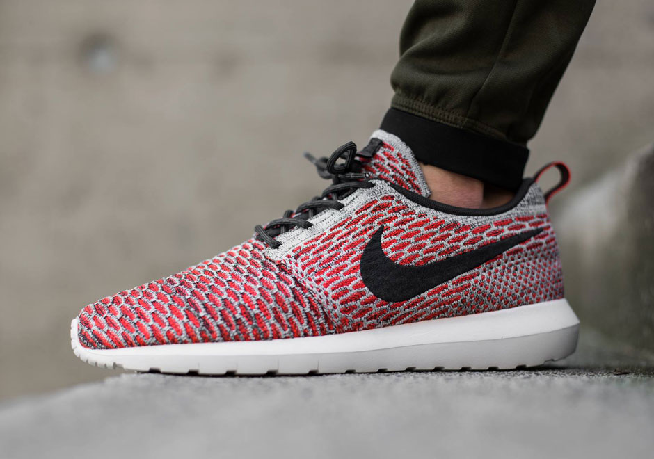 even more colorways of the nike flyknit roshe run are. Black Bedroom Furniture Sets. Home Design Ideas
