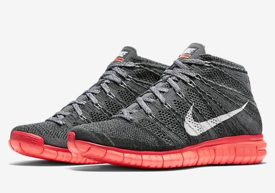 """Nike Free Flyknit Chukka """"Hot Lava"""""""