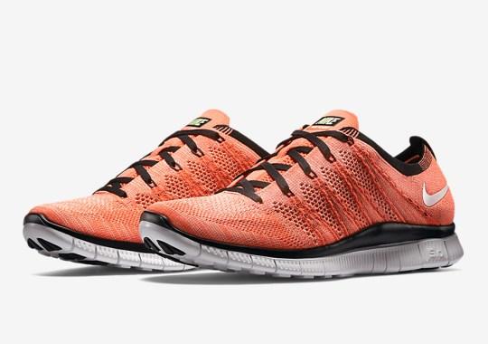 """Nike Free Flyknit """"Hot Lava"""""""