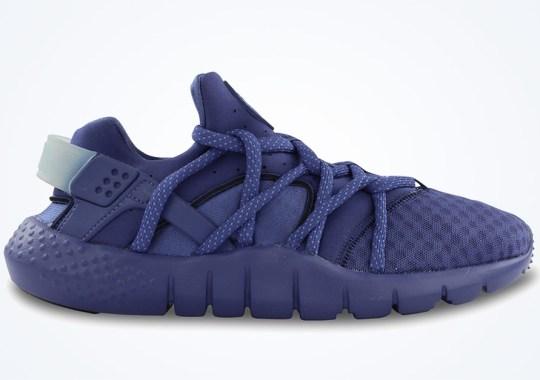 Nike Huarache NM Releasing In Tonal Blue