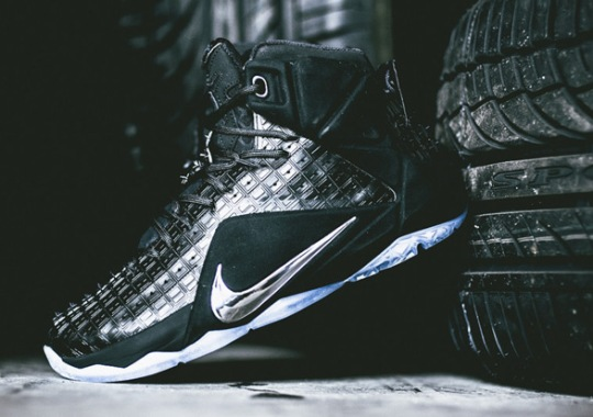 "Nike LeBron 12 EXT ""Rubber City"" – Release Reminder"