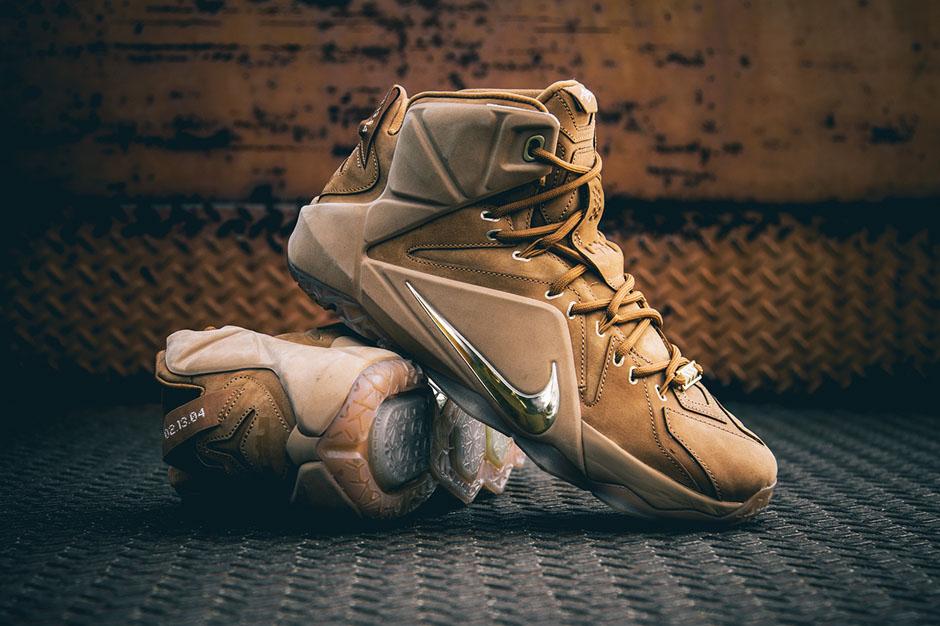buy popular f02c6 d2200 This Weekend's Nike LeBron 12