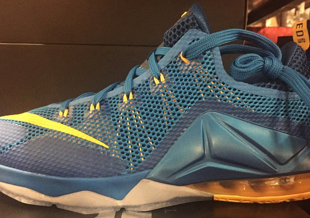 Where To Buy Nike Lebron 12 Low - 2015 04 22 Nike Lebron 12 Low Entourage Releases On May 7th