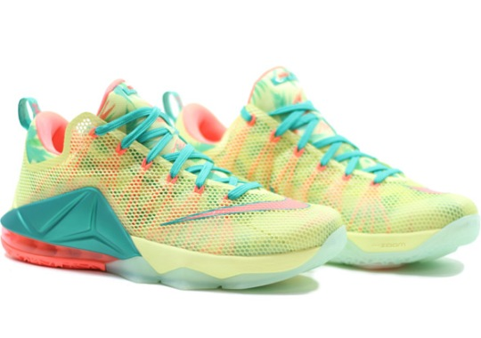 The LeBronold Palmer Lows Are Releasing At Your Local Sneaker Boutique