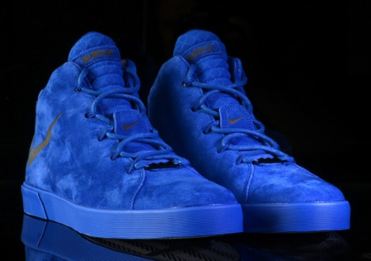 "Nike LeBron 12 NSW Lifestyle ""Game Royal"" Arrives May 1st"