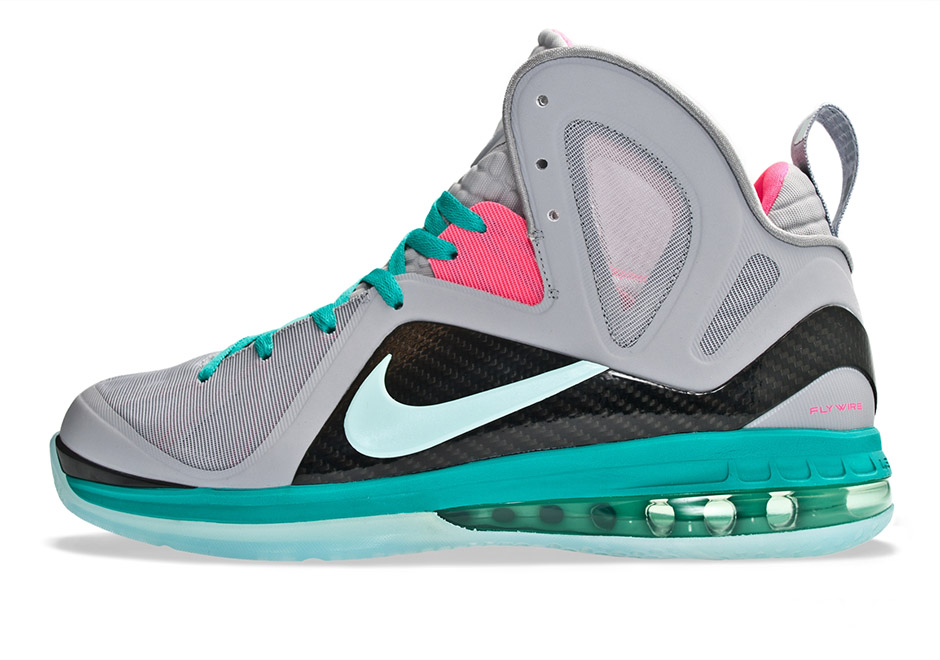 "check out f6c2b bf3ea Still to this day the most hyped up colorway of a sneaker this side of the  ""Galaxy"" Foamposite, the ""South Beach"" LeBron 8 caused mass hysteria upon  its ..."
