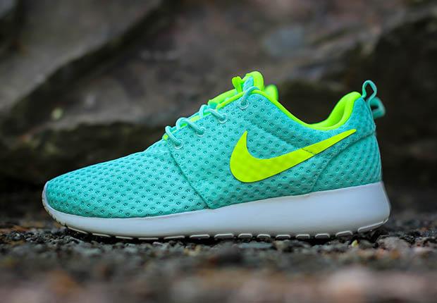 Nike Womens Roshe One BR - Artisan Teal
